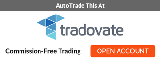 Trade this strategy at Tradovate with commission-free trading